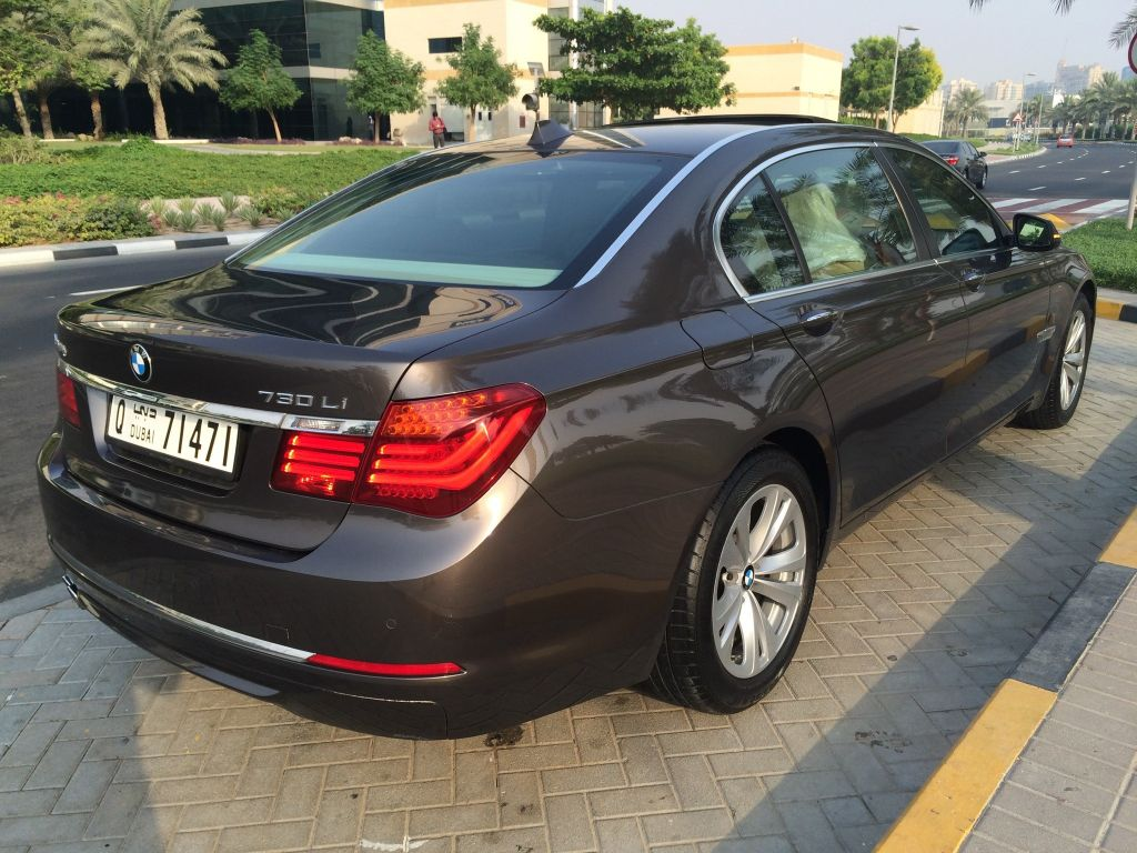 Bmw 730 Li 2013 Low Km
