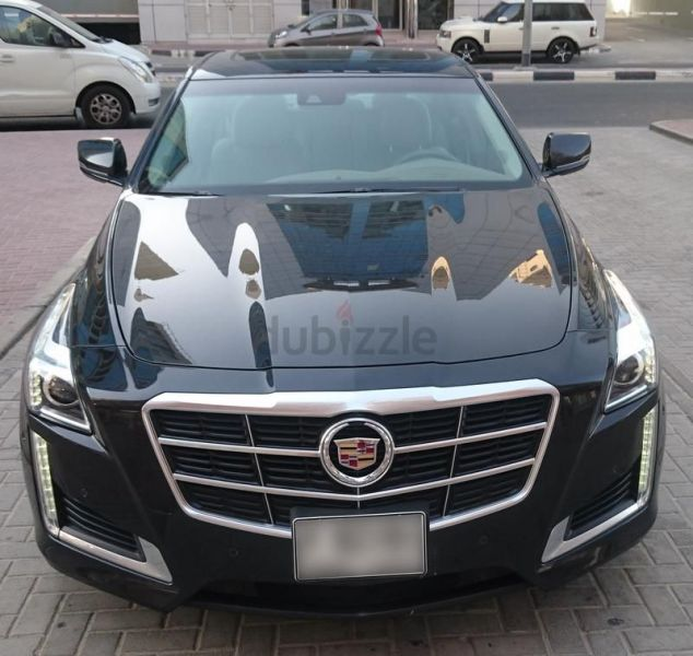 Used Cadillac For Sale In United Arab Emirates